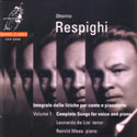 O. Respighi  ~ Channel Classics Records